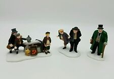 Department 56 Dickens Village Oliver Twist characters New in Box Retired