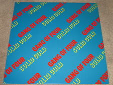 GANG OF FOUR - SOLID GOLD - NEW LP RECORD