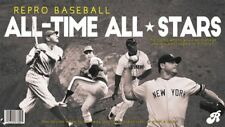 REPRO ALL-TIME ALL STAR BASEBALL