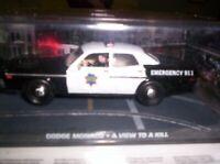 DODGE - MONACO - POLICE 1977 - SCALA 1/43