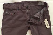 NWT - $198 DIESEL THAVAR Slim-SkinnyJeans (Size - 31X33)