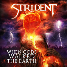 STRIDENT When Gods Walked the Earth SOUTH AFRICA Power Metal