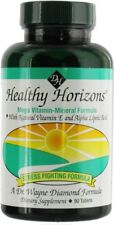 Healthy Horizons, Diamond Herpanacine Associates, 90 tablets