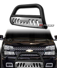 MATTE BLK BULL BAR BUMPER GRILL GRILLE GUARD SS Skid 1999+ CHEVY SUBURBAN/TAHOE
