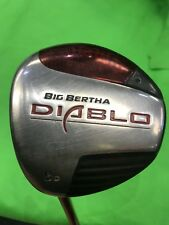 CALLAWAY BIG BERTHA DIABLO 5 WOOD GOLF CLUB STIFF FLEX 24 HOUR DELIVERY!!!!!