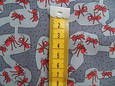 Crawly Critters' Antmaze cotton fabric by Maria Kalinowski, patt. C5550