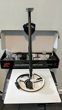 New Listing Xp Orx Metal Detector Wsaudio Wireless Headphones And 9 Round Dd Coil