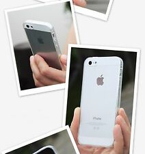 Handyhülle iPhone 4 5 5s/se 6 6s plus 7 7plus Softcase Cover Bumper Tasche Etui