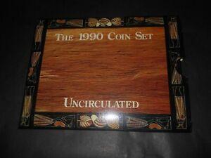1990 RAM Royal Australia Mint Uncirculated set 8 Coin Set