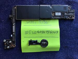 Motherboard Logic Board Apple iPhone 7 32GB Black Home Button UNLOCKED