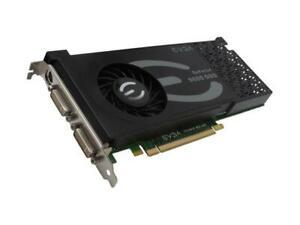EVGA nVidia GeForce 9600 GT 512MB 256-Bit GDDR3 2x DVI PCI-e Graphics Card