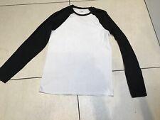 Mens Burtons Long Sleeved Teeshirt Size S