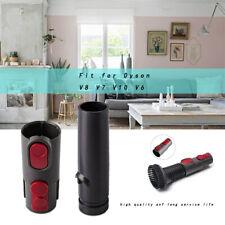 2X Vacuum Cleaner Adapter Converter Tool Set For Dyson V6 V7 V8 V10 Interface