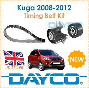 For FORD Kuga MK1 2.0 TDCi & 4x4 2008-2012 Genuine Dayco Timing Belt Kit OE Spec