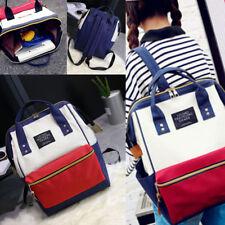 Casual Women Backpack Travel Satchel Rucksack Laptop Shoulder School Bag Handbag