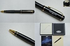 Montblanc Masterpiece 100 Years Anniversary Limited Edition Gold Ballpoint Pen