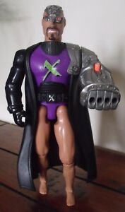 """ACTION MAN FIGURE  """"DR.X""""  by Hasbro c2000.  good condition."""