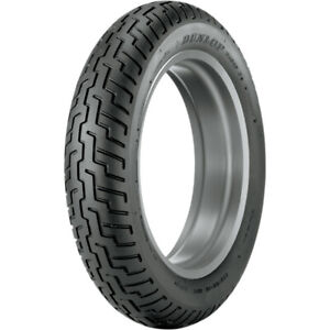 Dunlop D404 Series Front 120/90-18 Blackwall Motorcycle Tire