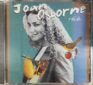 Joan Osbourne - Relish (CD 1995) ROCK, FOLK, USA Import New