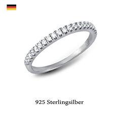 Beschichtete Echtschmuck-Ringe im Verlobung