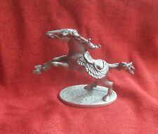 "Spoontiques Pewter Pegasus ""1980"" Pp506"