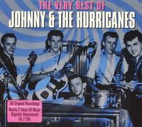 JOHNNY & THE HURRICANES - VERY BEST OF 2 CD NEW!