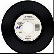 ICEHOUSE MY OBSESSION/YOUR CONFESSION 45RPM VINYL