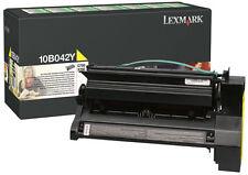 LEXMARK 10B042Y C750 - X750 YELLOW - GIALLO TONER ORIGINALE