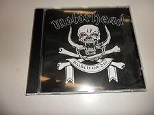 Cd   Motörhead  – March Ör Die