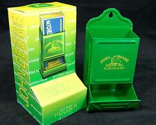 John Deere Matchbox Holder-Vintage Logo-Licensed By JD-New-Style # 1