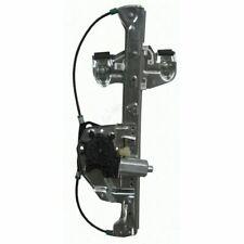Power Window Regulator w/ Motor Rear RH Right Passenger for 00-05 Deville