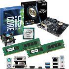 INTEL Core i5 6600K 3.5Ghz & ASUS Z170-P & 8GB DDR4 2133 CRUCIAL Bundle