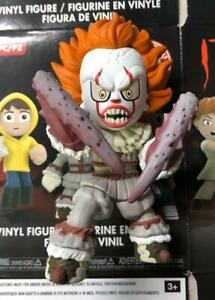 Pennywise w/ Claws Funko IT Horror Mystery Minis Chase 1/72 READ