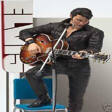 ® Elvis Presley Figure Guitar Microphone Chair & Stage!