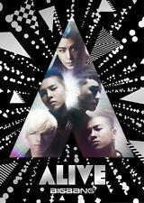 BIGBANG - ALIVE (CD+DVD 1st Press Limited Type-C) [JAPAN Version]
