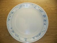 CORELLE DINNERWARE FIRST OF SPRING PATTERN 3 pc DESSERT PLATES