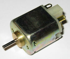 Johnson Electric 6 V DC Electric Small Toy Motor - 3500 RPM - 2mm Diameter Shaft