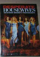 DVD=Desperate Housewives edizione segreti provocanti=La quarta serie completa=