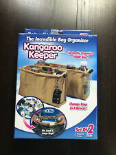 Kangaroo Tan Purse Keeper