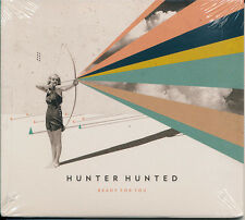 Hunter Hunted Ready For You CD '15 (SEALED)