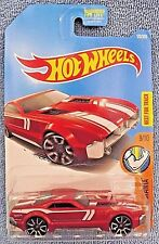 2017 Hot Wheels #170 Muscle Mania 9/10 CCM COUNTRY CLUB MUSCLE Orange w/TRAP5 Sp