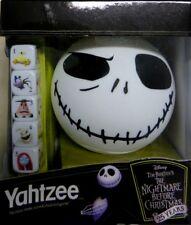 Yahtzee The Nightmare Before Christmas 25 Years