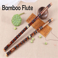 Bamboo Flute Woodwind Chinese Dizi Musical Instruments Wood  Wind Section Gold