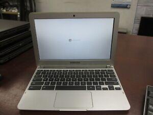 Samsung Chromebook 1 Intel Celeron 1.70Ghz  2GB 16GB Chrome OS Laptop NO AC