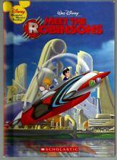 Meet the Robinsons Hardcover Book Disney's Wonderful World of Reading Scholastic