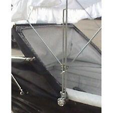 2 x Silver Cross Coach Built Pram Sun Canopy Height Extension Adaptors
