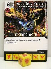 DC dice Masters - #070 Superboy Prime Clark Kent of Earth prime-era of Light