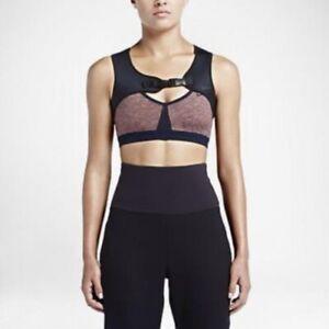 Nike Womens Nikelab X JFS Compression Training Vest (Bra) - Sz S/M - Black