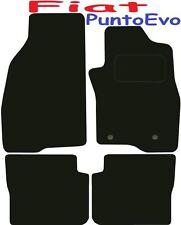FIAT PUNTO EVO Deluxe qualità su misura tappetini 2009 2010 2011 2012 2013 2014 2015