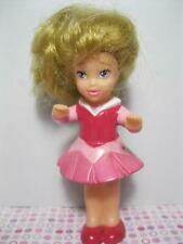 "Fisher Price My First Princess figure 4"" doll Aurora Sleeping Beauty pink dress"